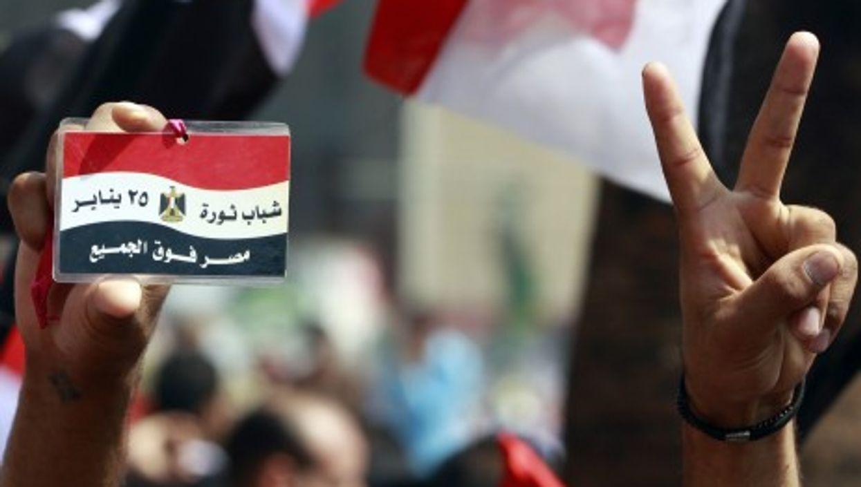 Peace in Egypt, finally?