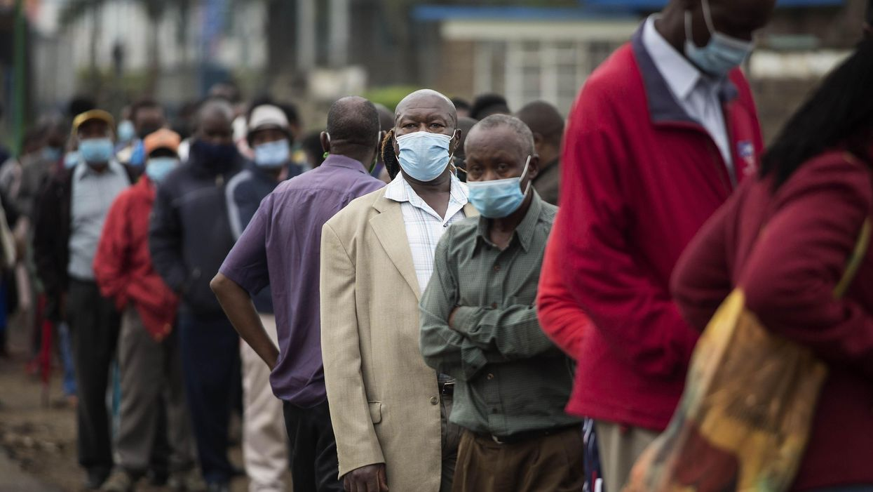 The Bioethics Of COVID Boosters When 2% Of Africa Is Vaccinated