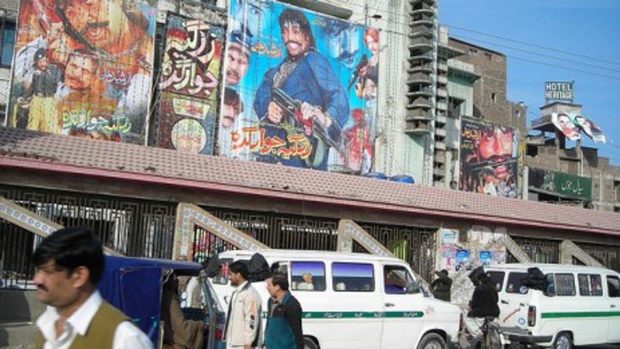 Peshawar, a city of contradictions (Mirjee)