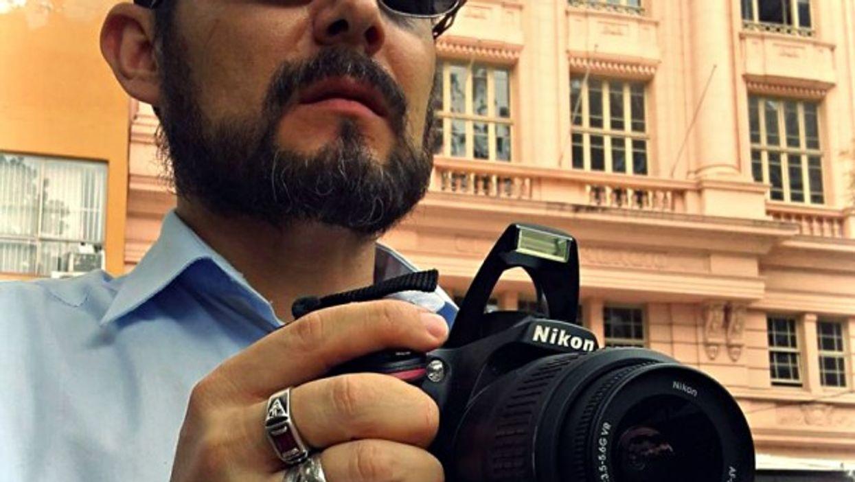 Photographer Valdir da Silva