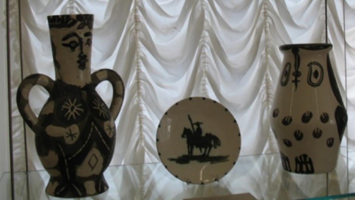 Picasso ceramics (dr.jd)