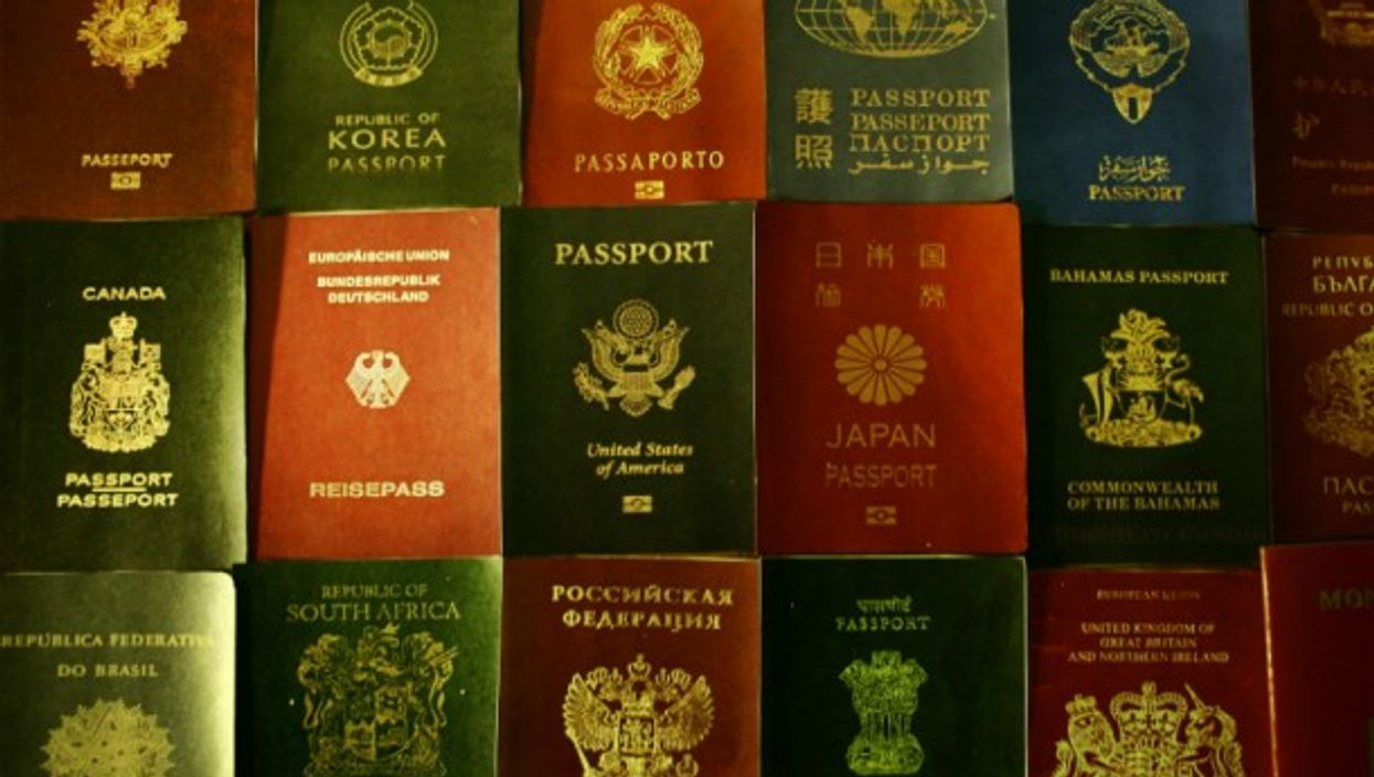 Pick your passport