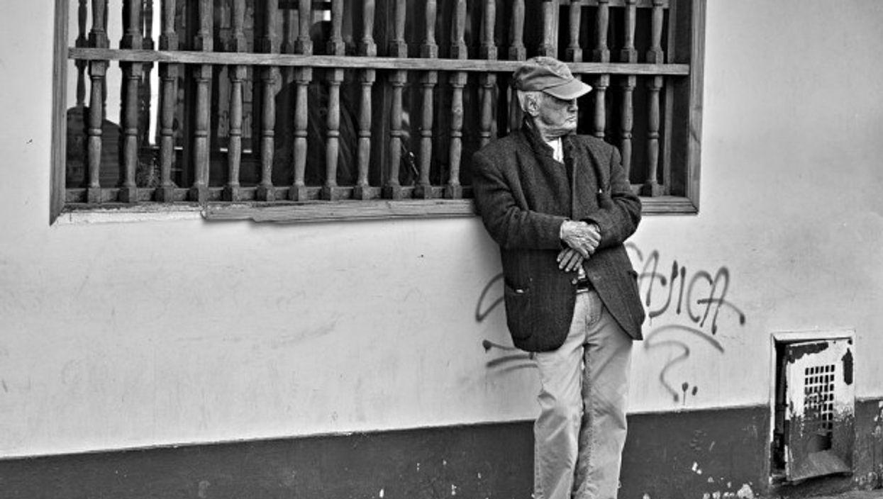 Pondering the past in Bogota