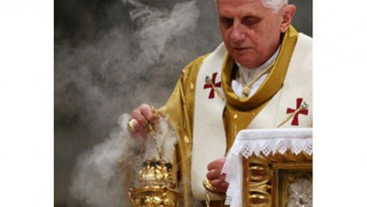 Pope Benedict XVI (Rohan Chennal)