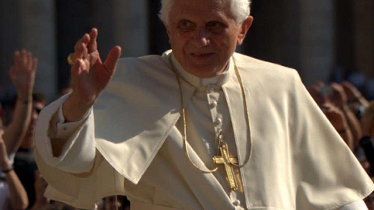 Pope Benedict XVI (Sergey Gabdurakhmanov)