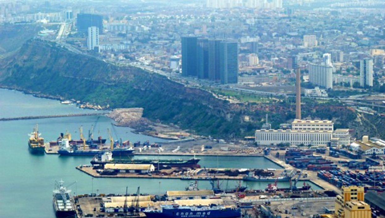 Ports of Oran, Algeria
