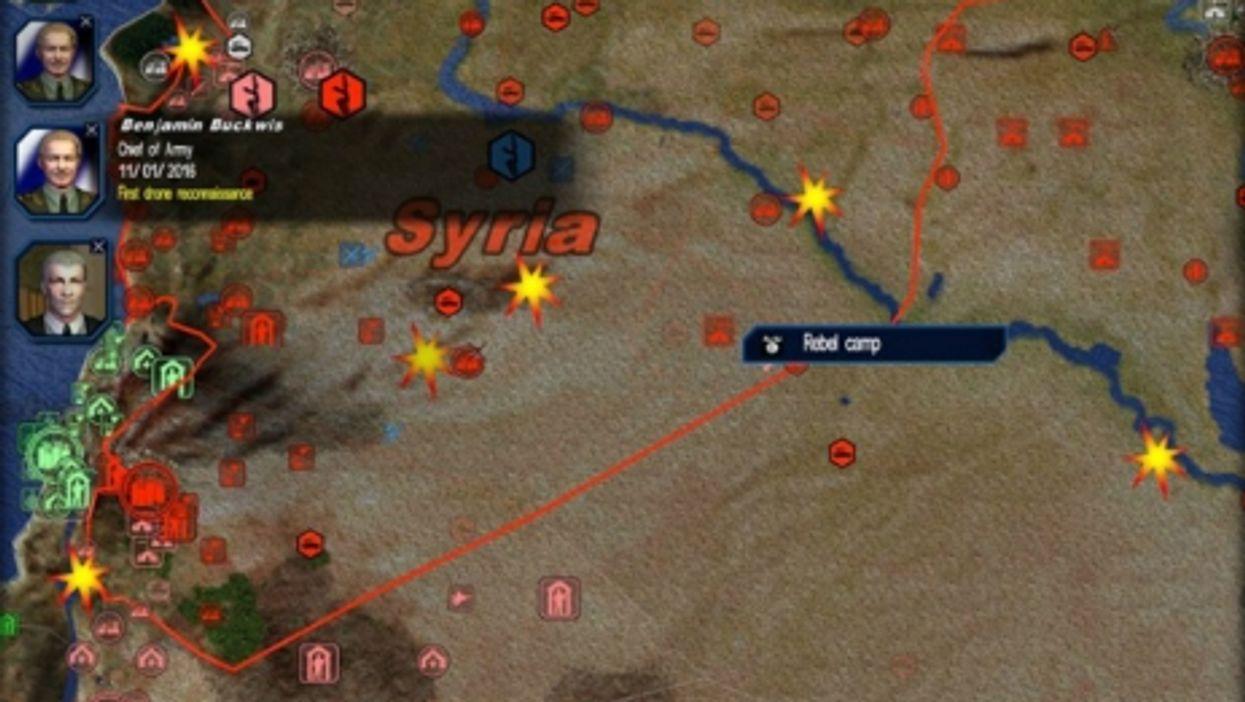 Power & Revolution screenshot