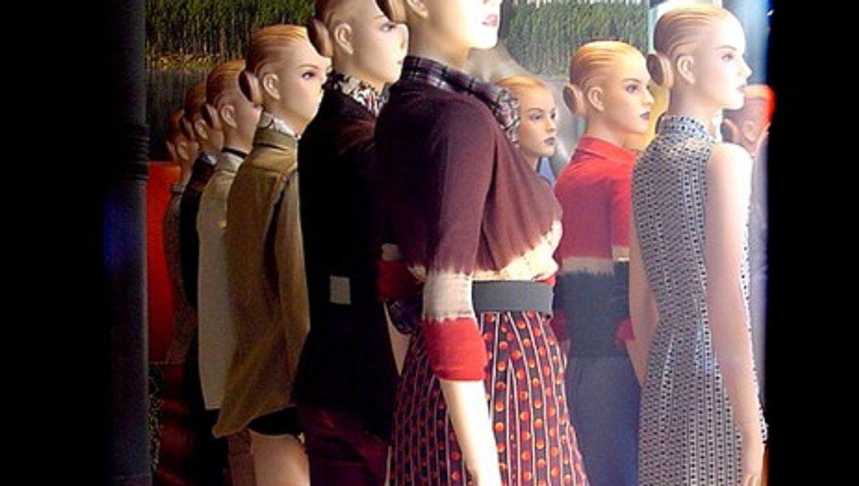 Prada's New York storefront (mell242)