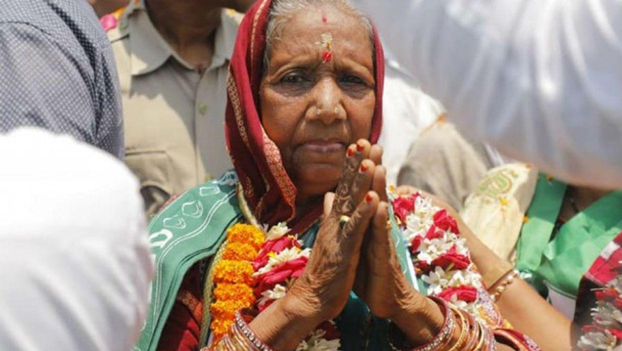 Pramila Bisoi, 68 years old