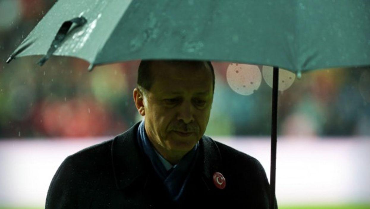 President Recep Tayyip Erdogan in Istanbul on Dec. 22