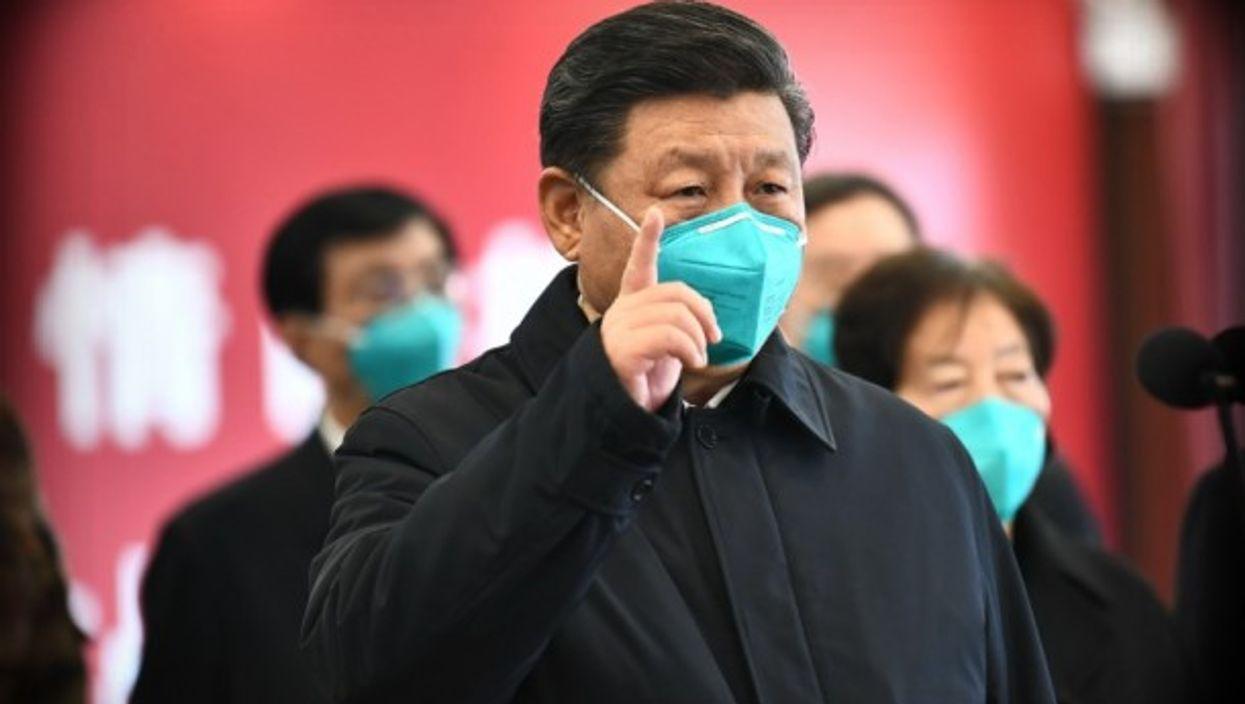 President Xi's new leadership style