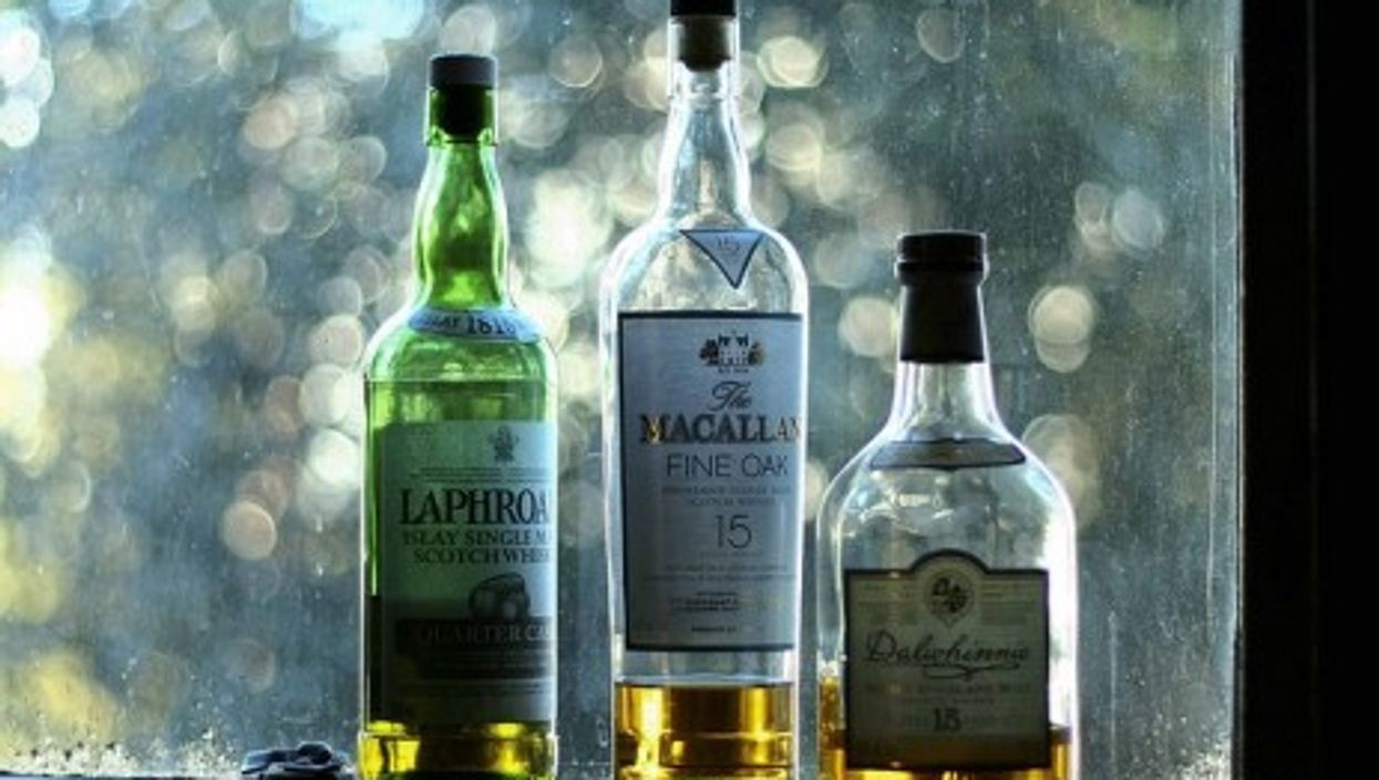 Pricey whiskies can be worth holding on to (saschafatcat)