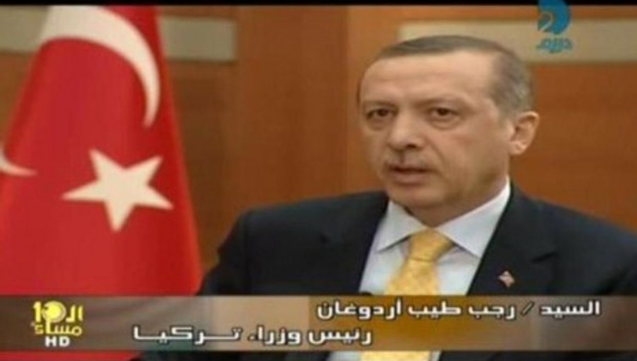 Prime Minister Erdogan (10 O'Clock)
