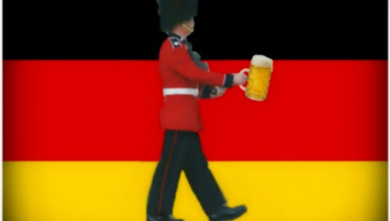 Prost to our Prince!