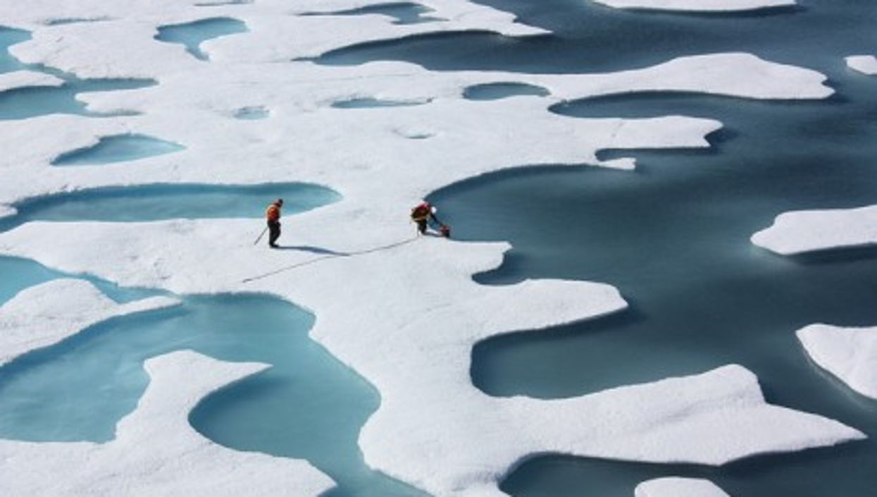 Protecting the Artic Circle from those who covet its riches