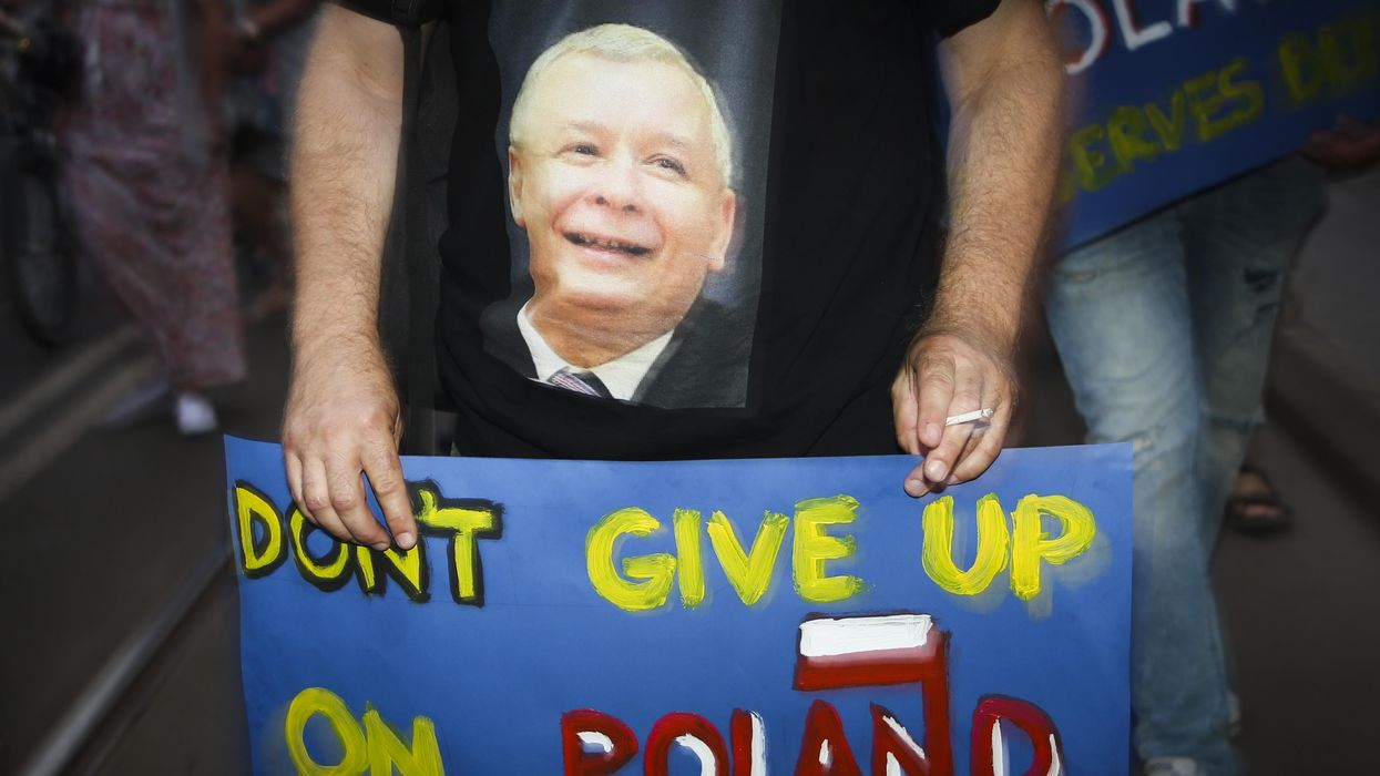 Polexit Is Path To Dictatorship, A Cry To Keep Poland Free