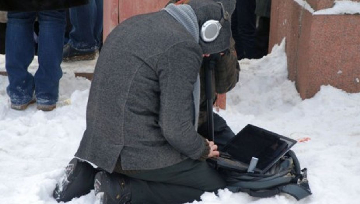 Protest organizers plan greater use of social networks. (akk_rus)