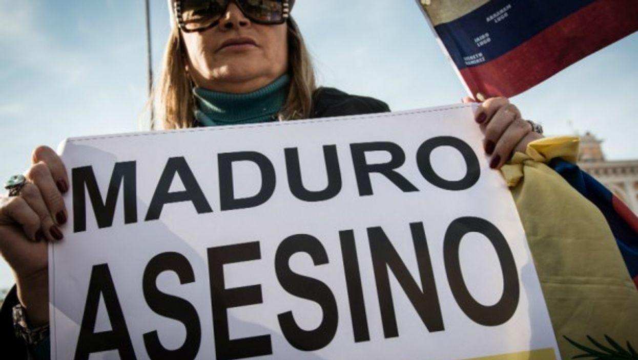 Protests continue in Venezuela against Presdient Maduro