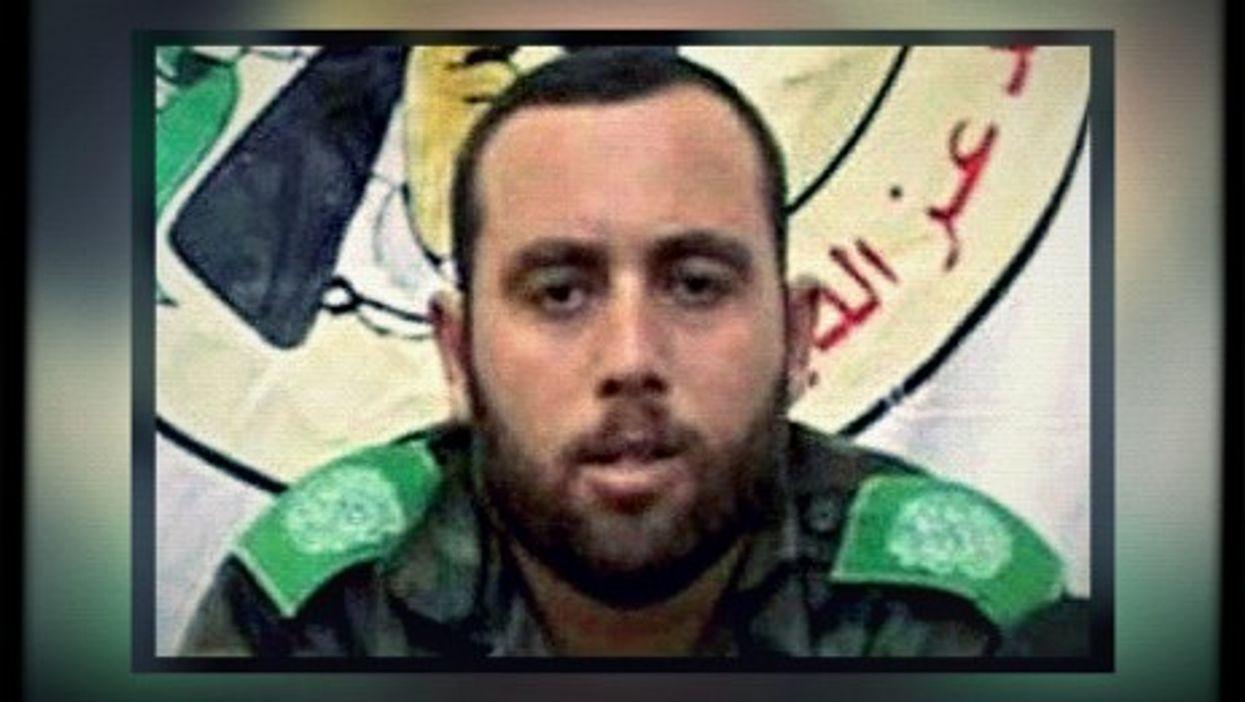 Ra'ed al Atar, a key Hamas figure emerging in Rafah