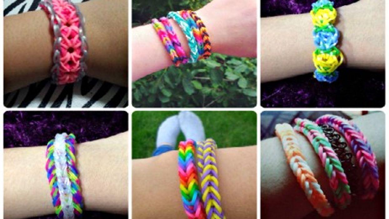 Rainbow Loom bands, a dangerous trend?