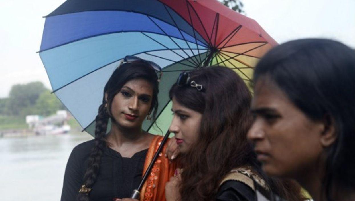 Rainbow Pride March in Chandannagar, India