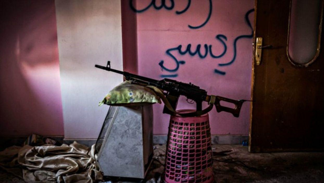 Raqqa in July