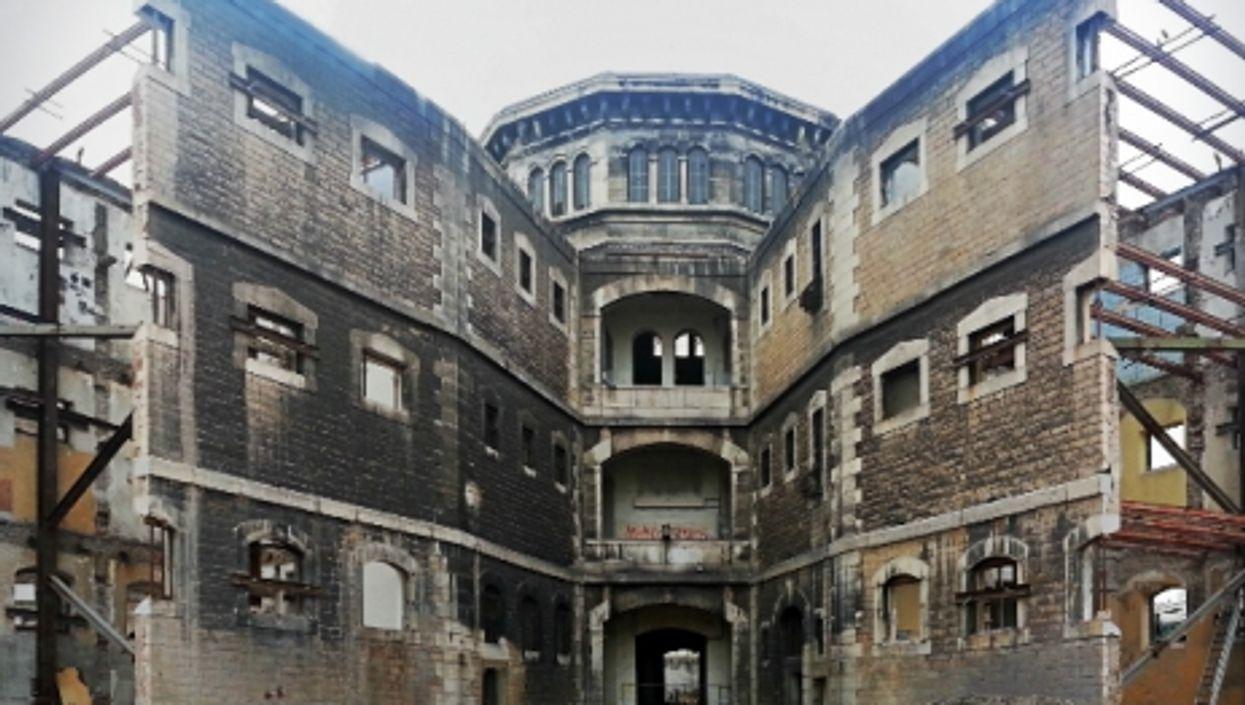 Rehabilitation of Saint-Paul penitentiary