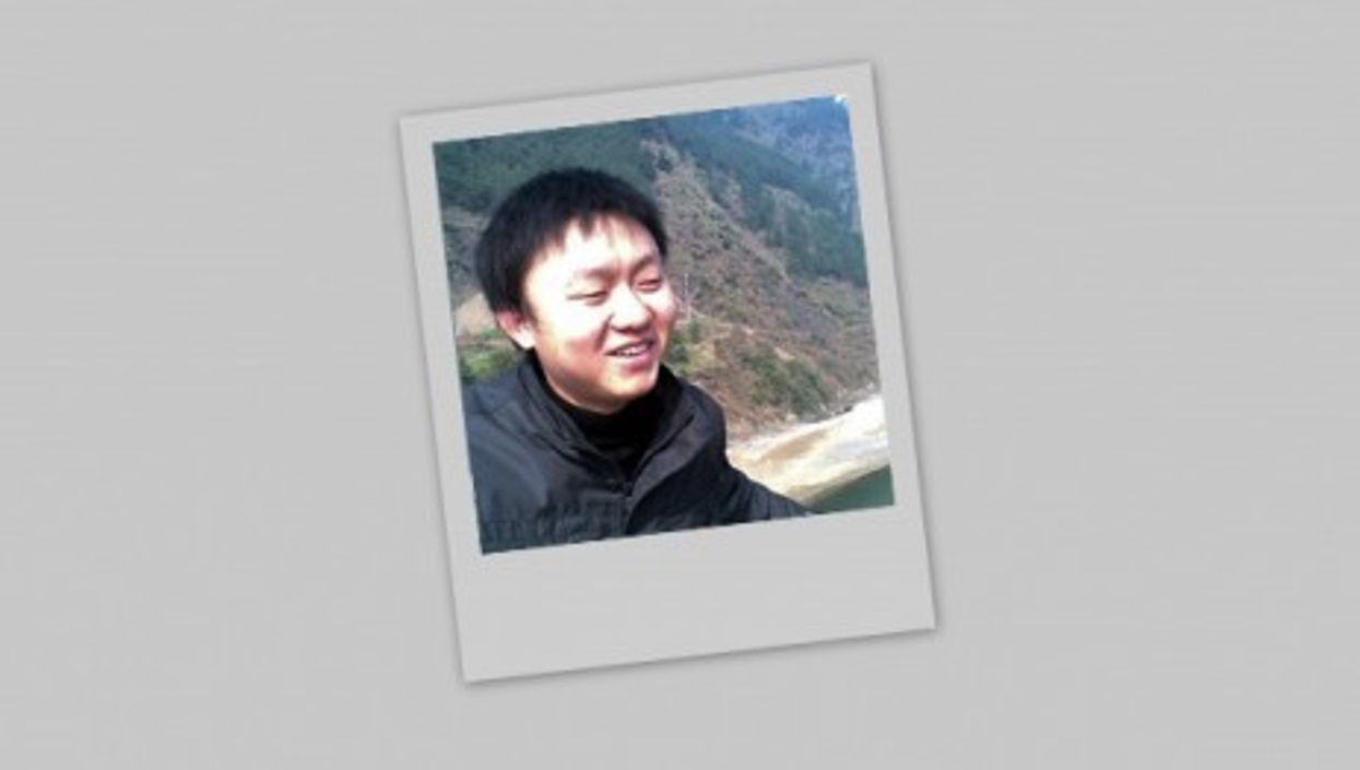 """Ren Jianyu was sentenced to two years of labor camp for tweeting """"subversive content"""""""