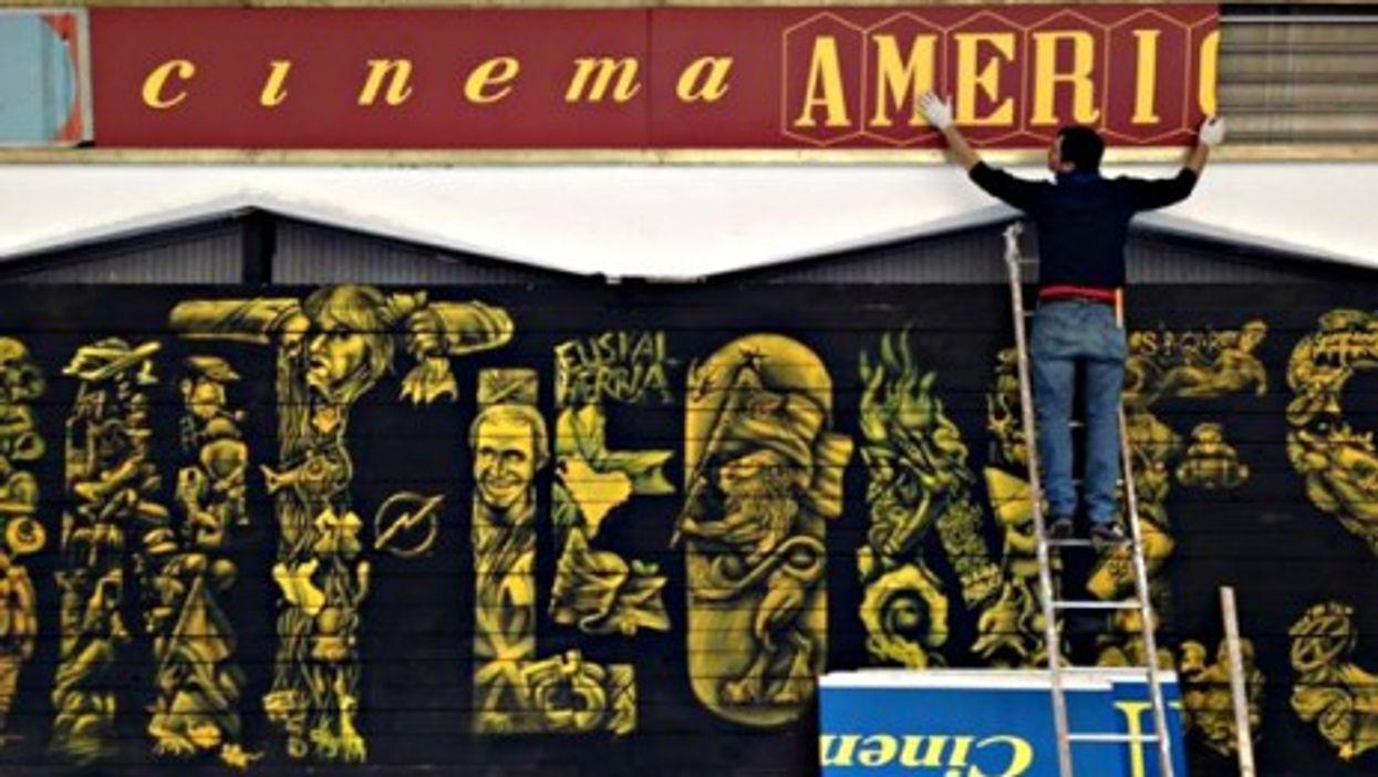 Renovating Rome's Cinema America