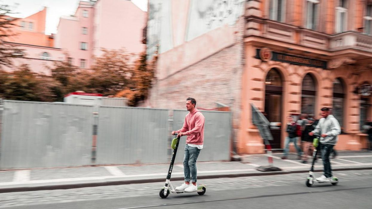 Why All The E-Scooter Bashing Is Just Urban Myth