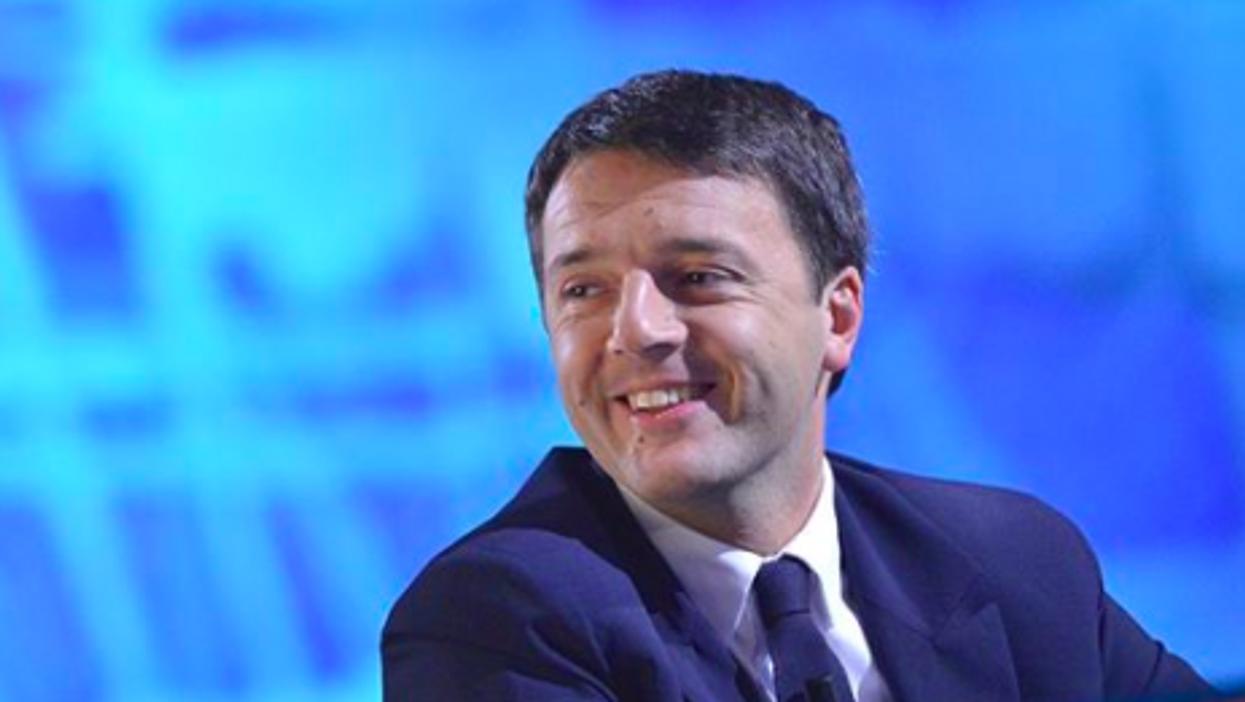 Renzi has risen in record time