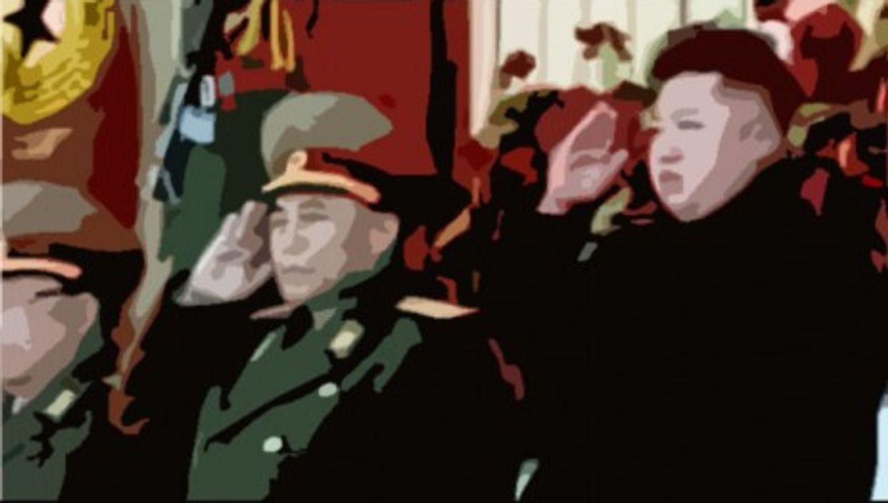 Ri Yong-ho (left), out as North Korea's top military chief, and key advisor to Kim Jong-un (right) (IBTimesUK)