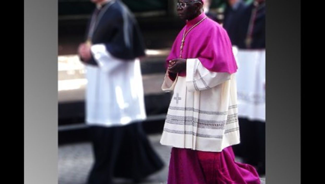 """Robert Sarah's profile is """"one of the most ideal for the papacy"""""""
