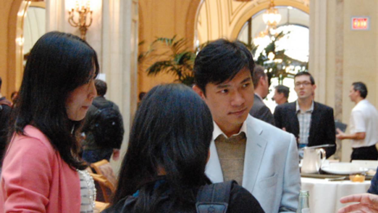 Robin Li, Baidu's founder and CEO (Kevin Krejci)