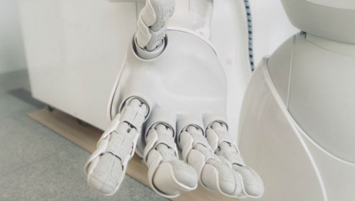 Robots and AI are slowly making their way into our daily lives