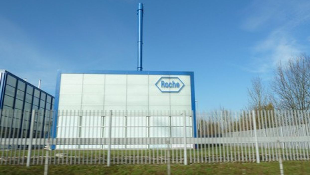 Roche is headquartered in Basel, Switzerland (pppspics)