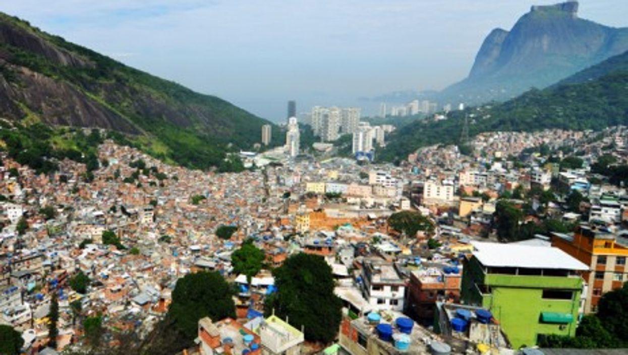 Rocinho, Rio's most populous favela
