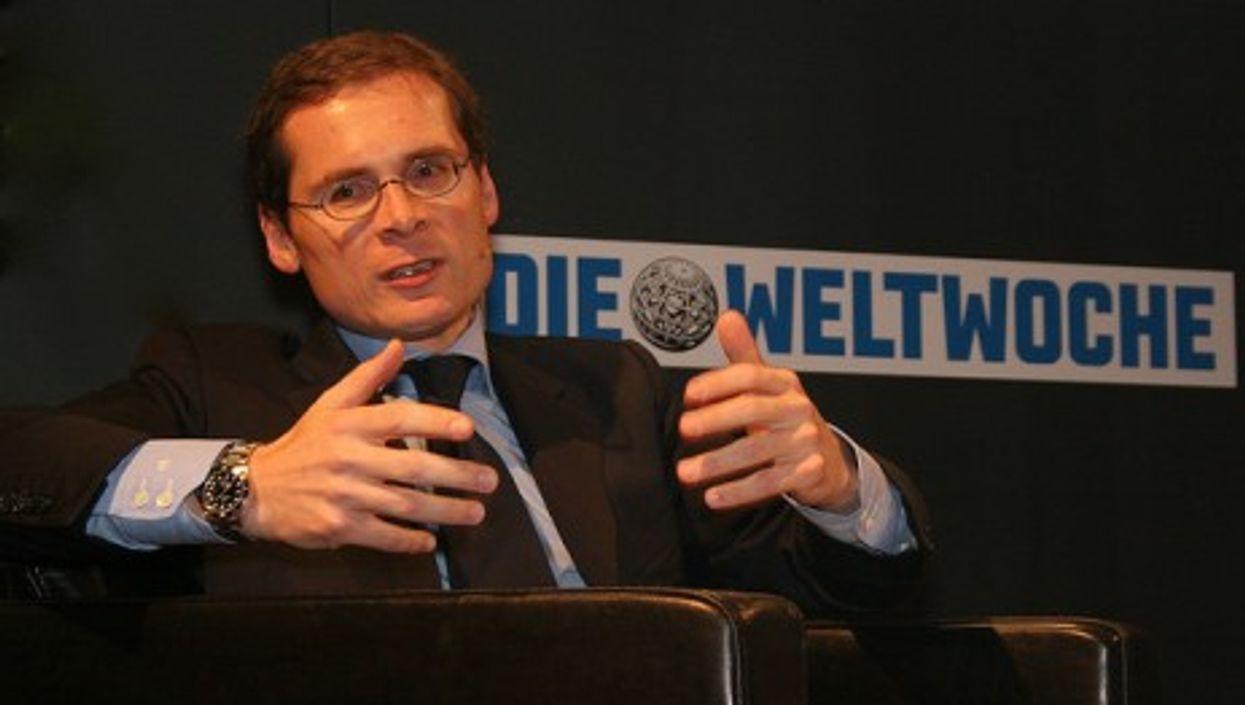 Roger Köppel, Weltwoche's editor-in-chief (krusenstern)