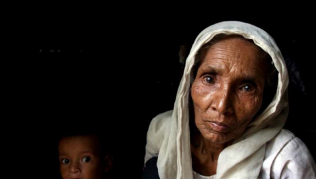 Rohingya Refugees in Bangladesh (UNHCR/G.M.B.Akash)