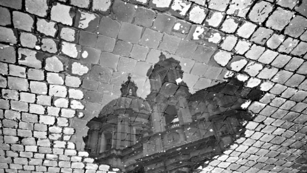 Rome, upon reflection