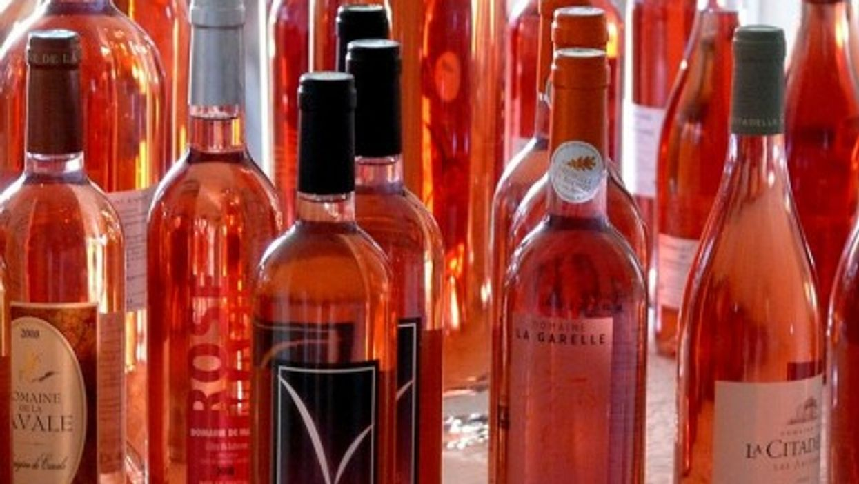 Rosé wine sales are at an all-time high (easyrab)