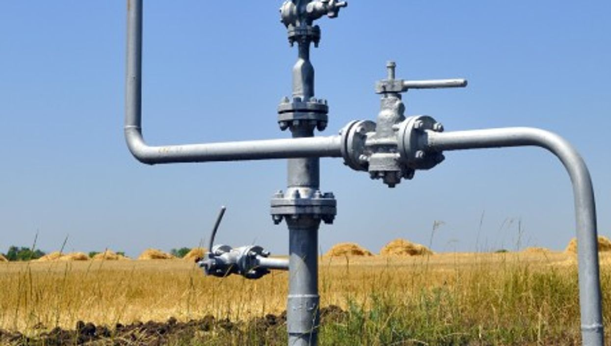 Russia supplies much of the natural gas used in Europe