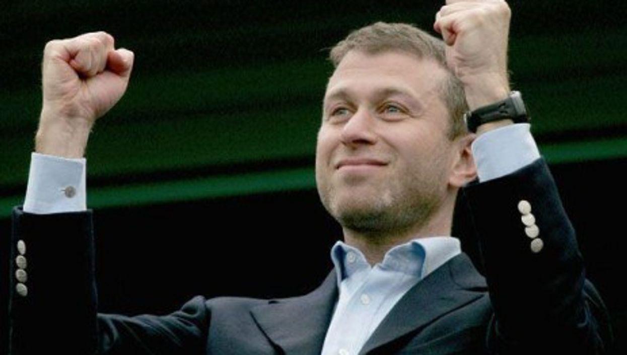 Russian billionaire Roman Abramovich is not alone
