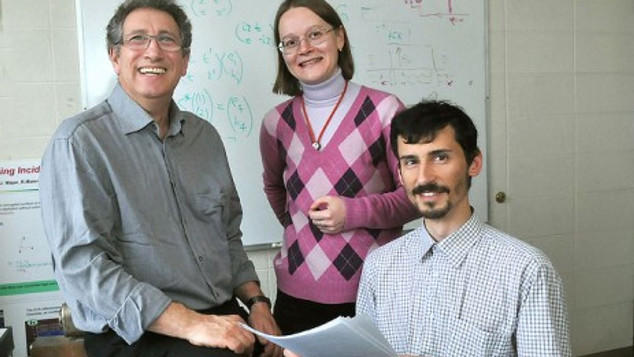 Russian scientists at the Argonne National Laboratory in Illinois, USA (Argonne)