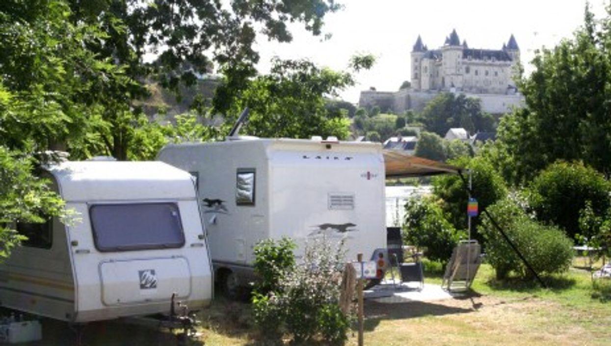 RVs in Saumur, France