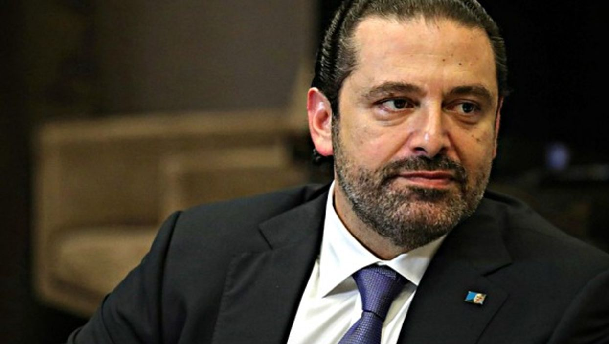 Saad Hariri resigned as Lebanon's prime minister on Nov. 4