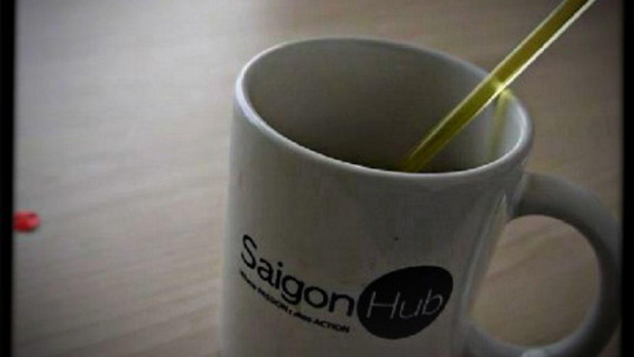Saigon Hub, an start-up incubator in Ho Chi Minh City