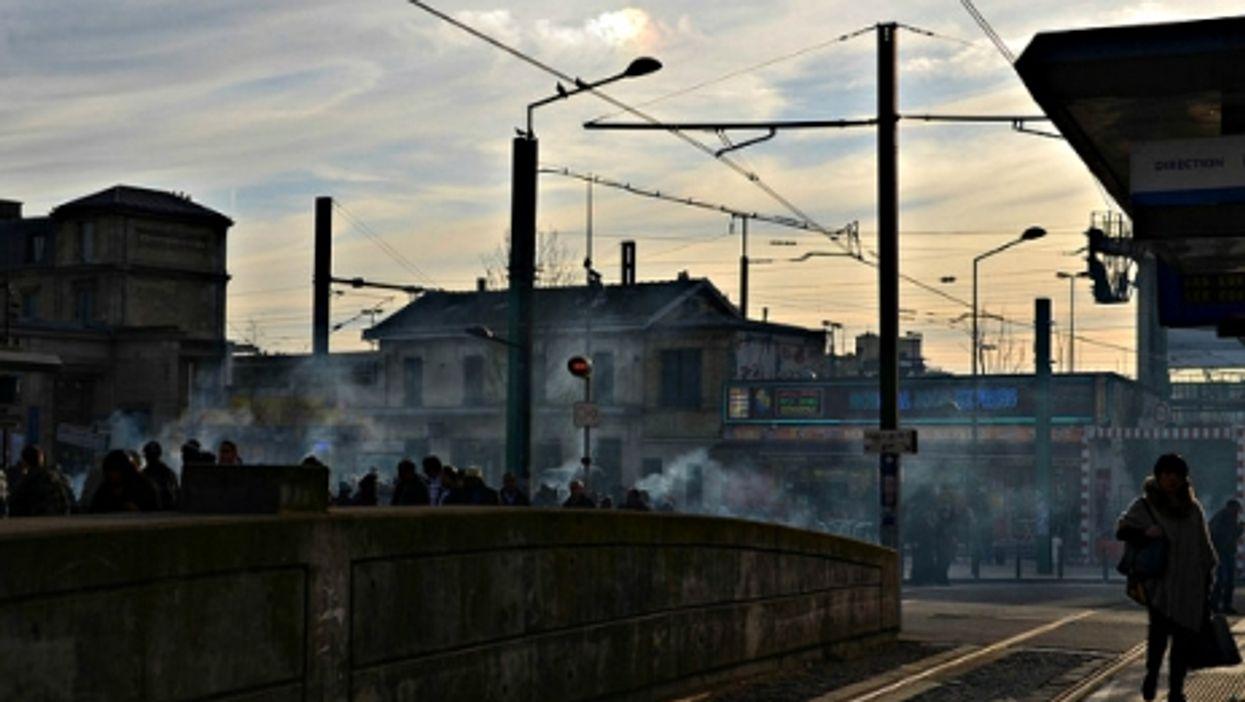 Saint-Denis station
