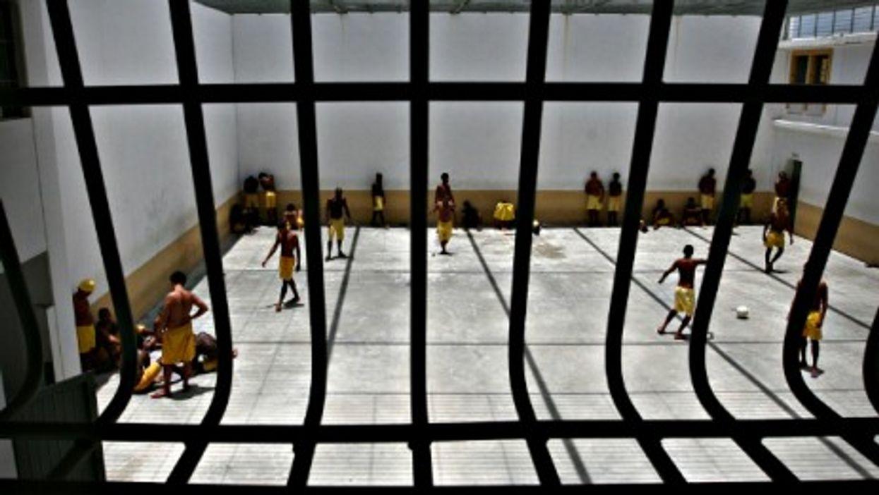 Salvador's Lemos Brito Penitentiary