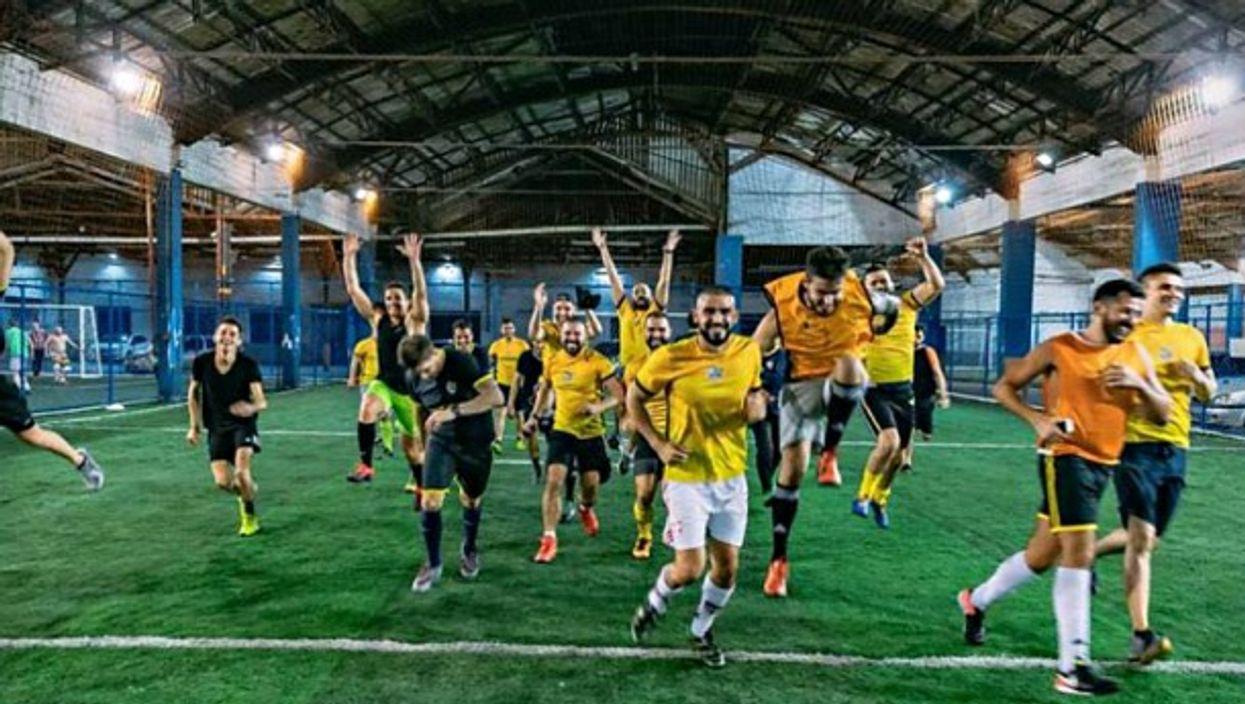 Sao Paulo's Unicorns FC